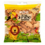 Herbatniki mini ania jungle 100g ania