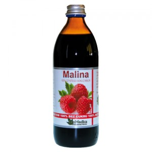 SOK Z MALIN 500ml EkaMedica